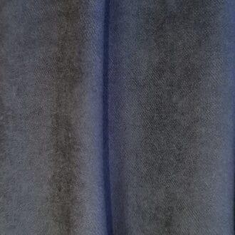 Замша портьерная Тёмно-серая