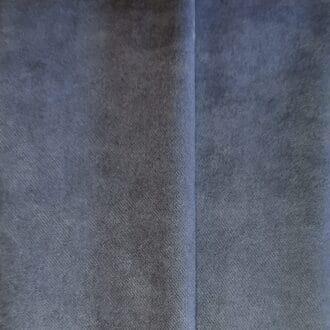 Замша Серо-синяя
