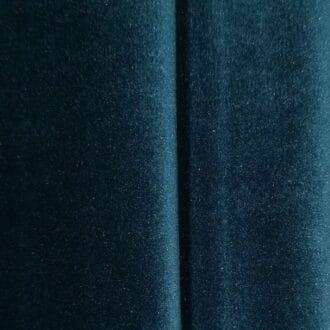 Бархат портьерный Тёмно-синий