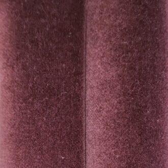 Вельвет Тёмно-фиолетовый