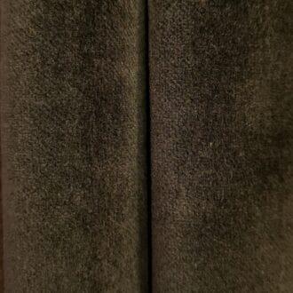 Вельвет Тёмно-коричневый