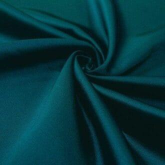 Ткань атлас изумруд