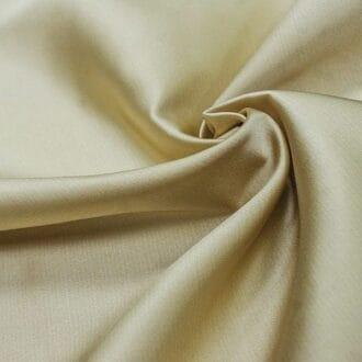 Ткань атлас серо-бежевая