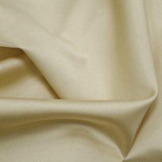 Ткань атлас молочный