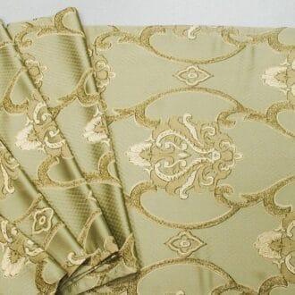 Ткань атлас цвета хаки