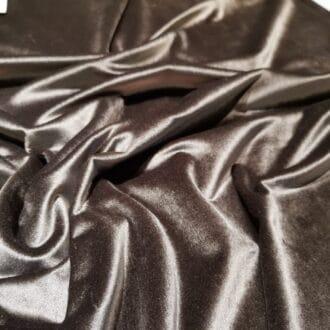 Бархат Тёмно-коричневый