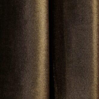 Бархат Шоколадно-коричневый