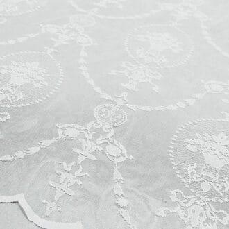 Вуаль с Рисунком Букет