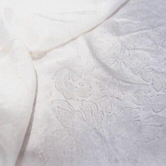 Вуаль с рисунком Молочный Узор