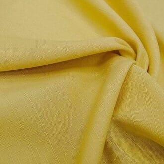 Жаккард жёлтого цвета
