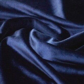 Бархат Тёмно-Синий