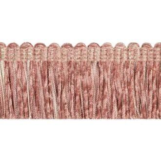 бахрома для штор розового цвета