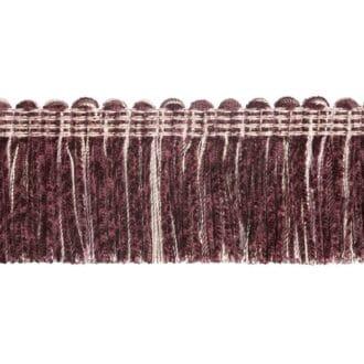 бахрома для штор фиолетового цвета