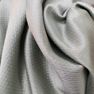 Портьерная ткань для штор и мебели голубая