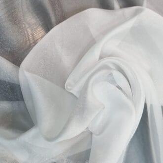 Ткань для тюля вуаль с микроблеском