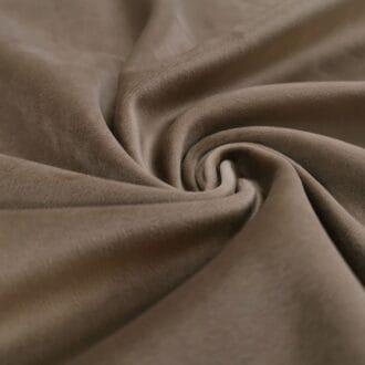 Бархат для мебели светло-коричневый