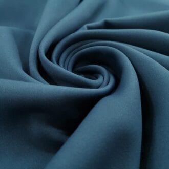 Блэкаут матовый синий